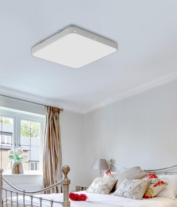 LED 타공 위브 방등[50W]
