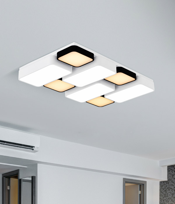 LED 미크스 8등 거실등[240W]